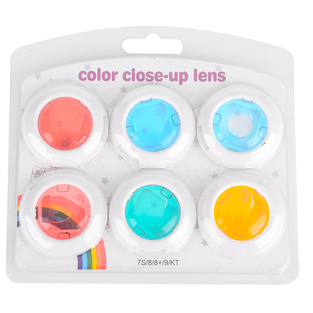 4-6-Colors-Lens-Filters-Photography-Accessory-Set-for-Fuji-Instax-Mini-7S-8-8-9 thumbnail 15