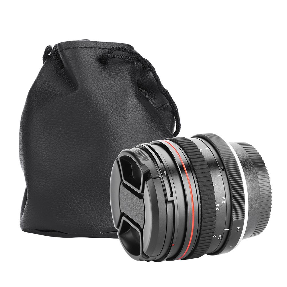 50mm-f-1-4-Manual-Focus-Full-Frame-Large-Aperture-Lens-for-Canon-Nikon-Cameras