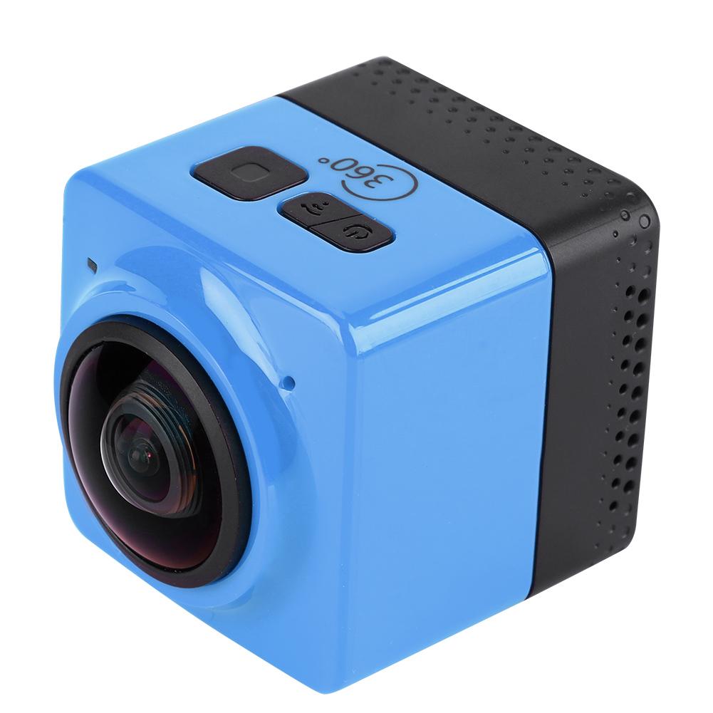 360-HD-Camera-Panoramique-WiFi-Mini-Appareil-Photo-Numerique-Exterieur-Etanche miniature 18