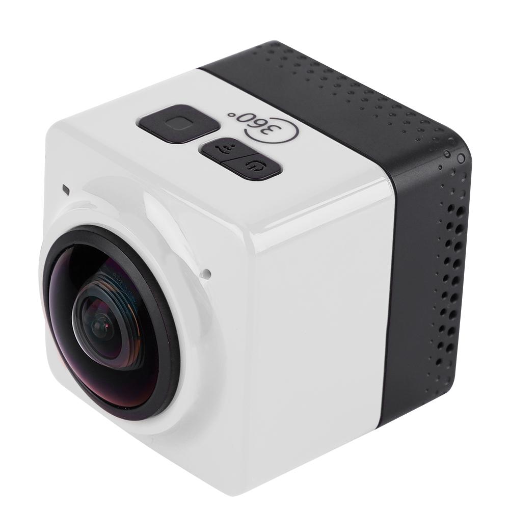 360-HD-Camera-Panoramique-WiFi-Mini-Appareil-Photo-Numerique-Exterieur-Etanche miniature 15
