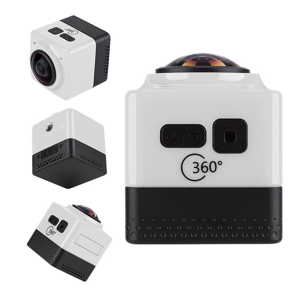 360-HD-Camera-Panoramique-WiFi-Mini-Appareil-Photo-Numerique-Exterieur-Etanche miniature 16