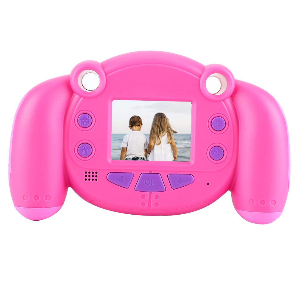 2-Pouces-Mini-Camera-Numerique-Ecran-Colore-LCD-HD-720P-pour-Jouet-Enfants-Bebe miniature 14