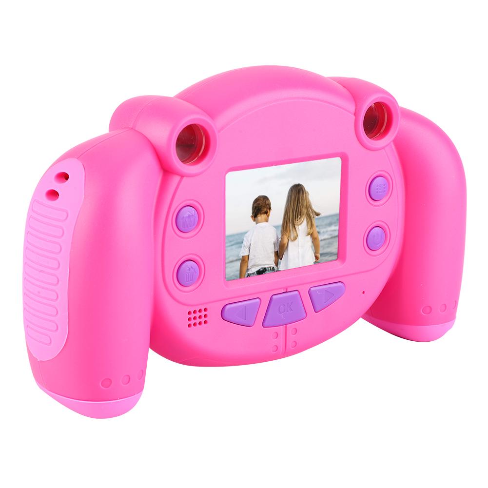 2-Pouces-Mini-Camera-Numerique-Ecran-Colore-LCD-HD-720P-pour-Jouet-Enfants-Bebe miniature 15