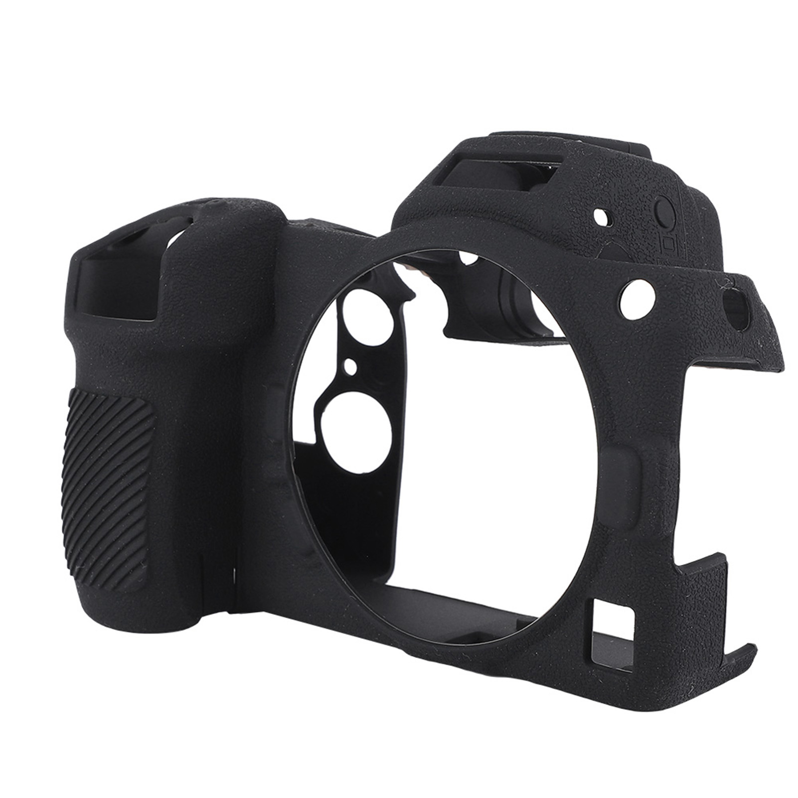 Funda-de-Silicona-Suave-a-Prueba-De-Golpes-Funda-Protectora-De-Camara-Para-Nikon-D5300-D7500-D3400 miniatura 35
