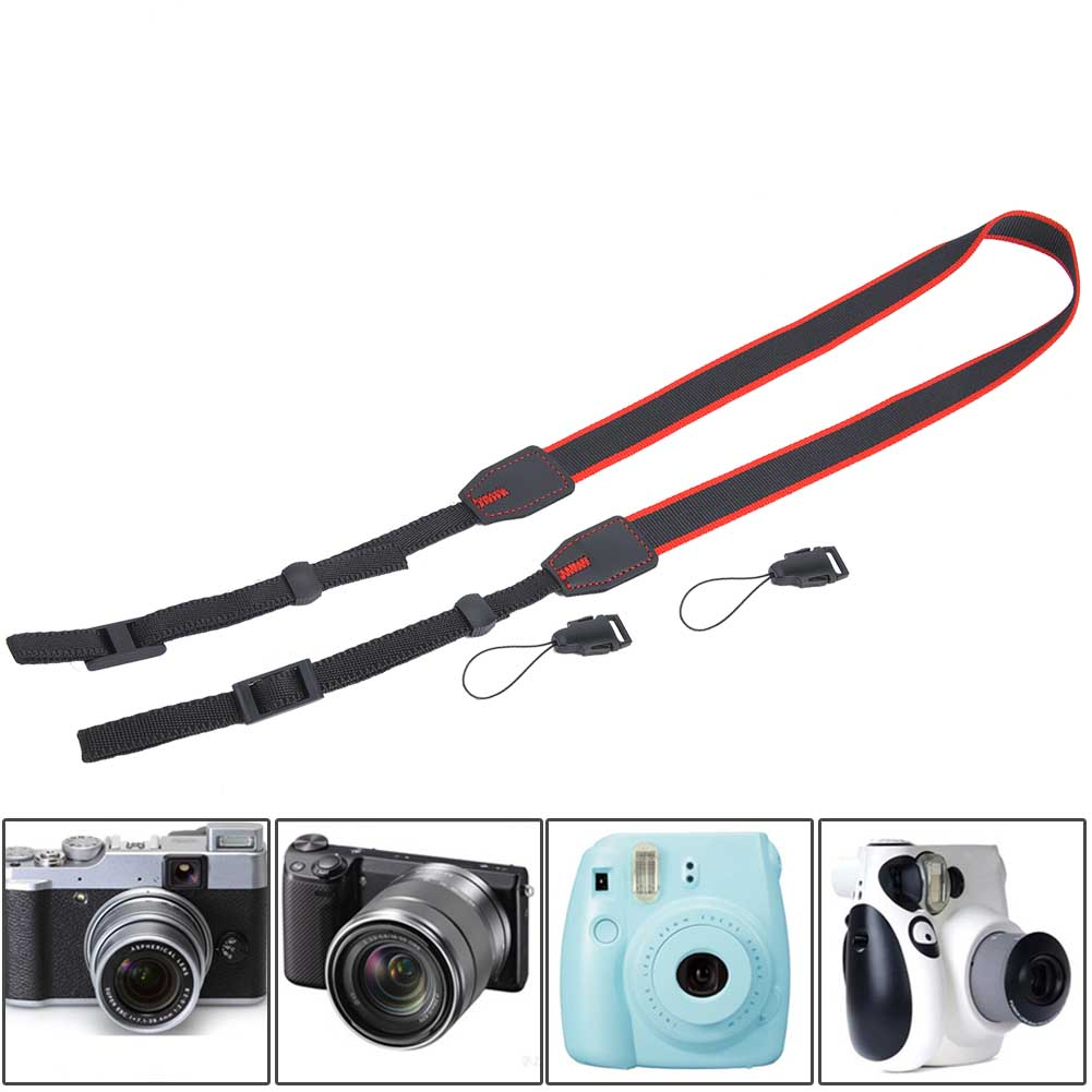 Universal-Durable-Adjustable-Camera-Shoulder-Neck-Belt-Strap-for-SLR-DSLR-Camera thumbnail 17