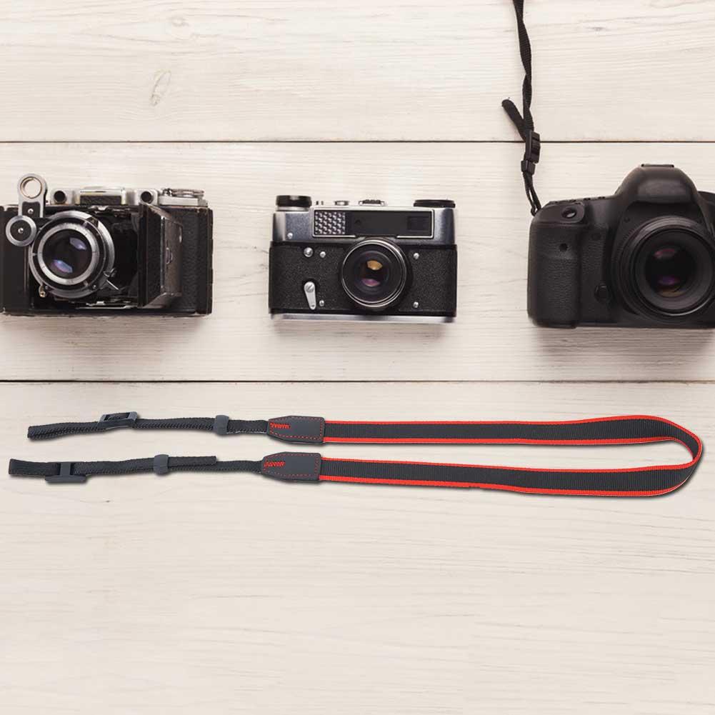 Universal-Durable-Adjustable-Camera-Shoulder-Neck-Belt-Strap-for-SLR-DSLR-Camera thumbnail 18