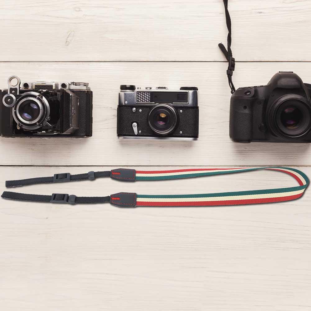 Universal-Durable-Adjustable-Camera-Shoulder-Neck-Belt-Strap-for-SLR-DSLR-Camera thumbnail 24