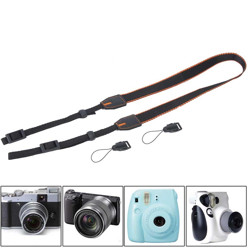 Universal-Durable-Adjustable-Camera-Shoulder-Neck-Belt-Strap-for-SLR-DSLR-Camera thumbnail 26