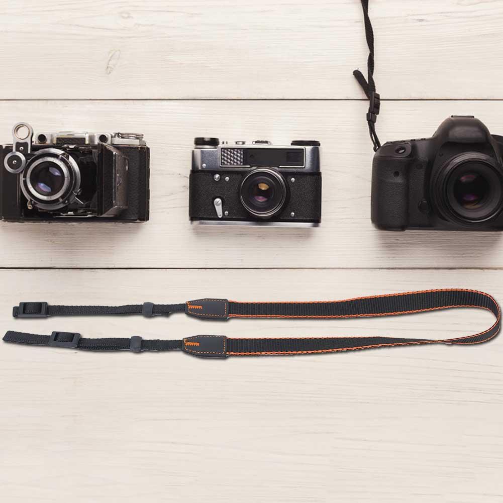 Universal-Durable-Adjustable-Camera-Shoulder-Neck-Belt-Strap-for-SLR-DSLR-Camera thumbnail 27