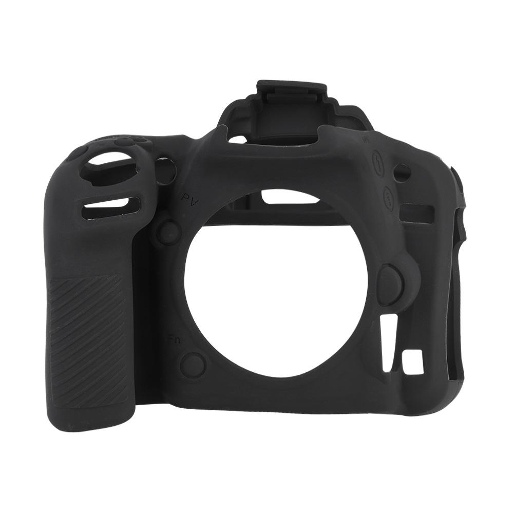 Funda-de-Silicona-Suave-a-Prueba-De-Golpes-Funda-Protectora-De-Camara-Para-Nikon-D5300-D7500-D3400 miniatura 26