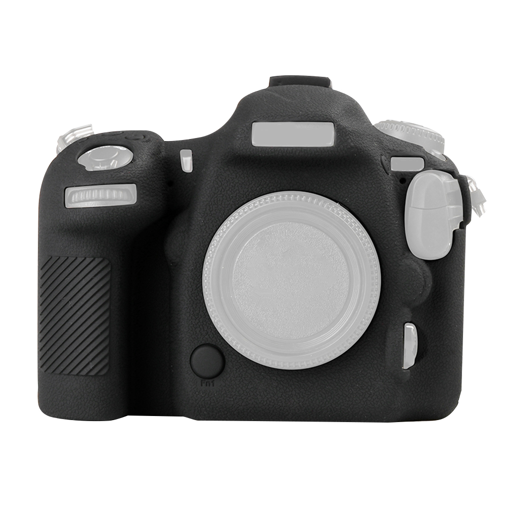 Funda-de-Silicona-Suave-a-Prueba-De-Golpes-Funda-Protectora-De-Camara-Para-Nikon-D5300-D7500-D3400 miniatura 44