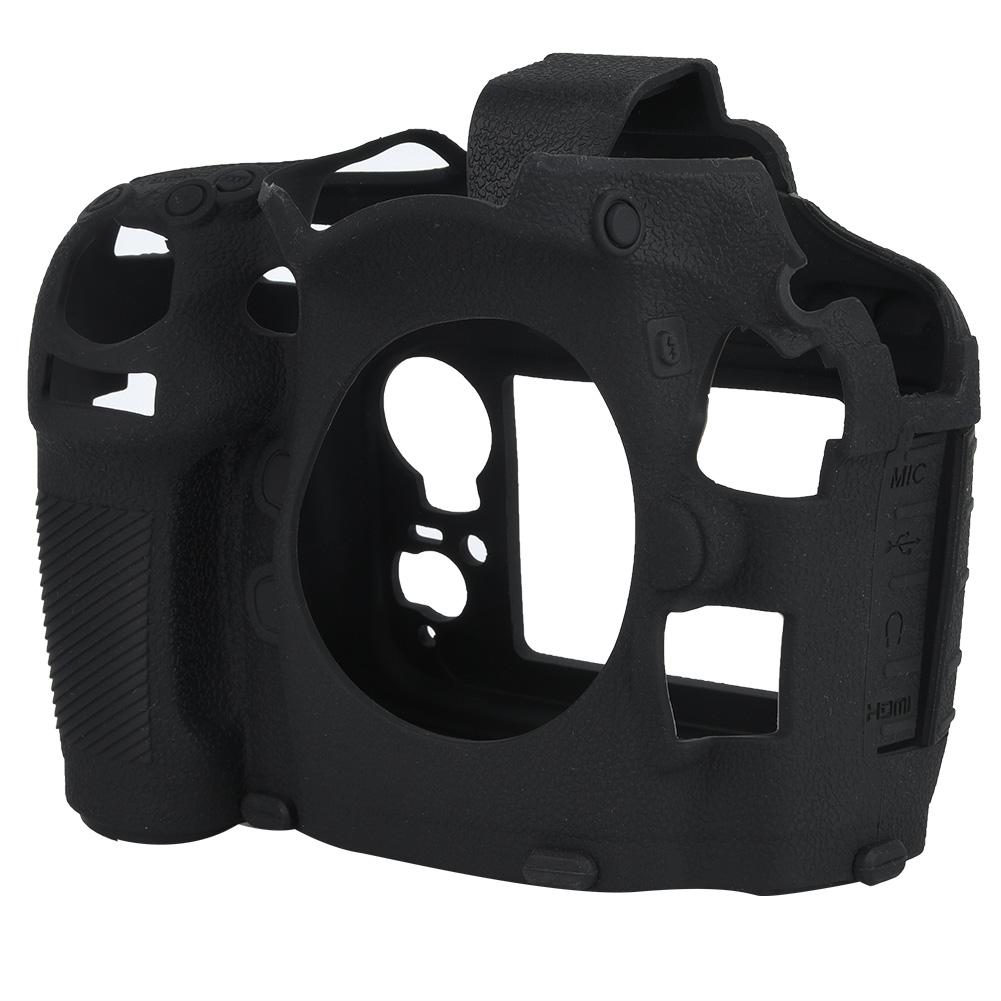 Funda-de-Silicona-Suave-a-Prueba-De-Golpes-Funda-Protectora-De-Camara-Para-Nikon-D5300-D7500-D3400 miniatura 41