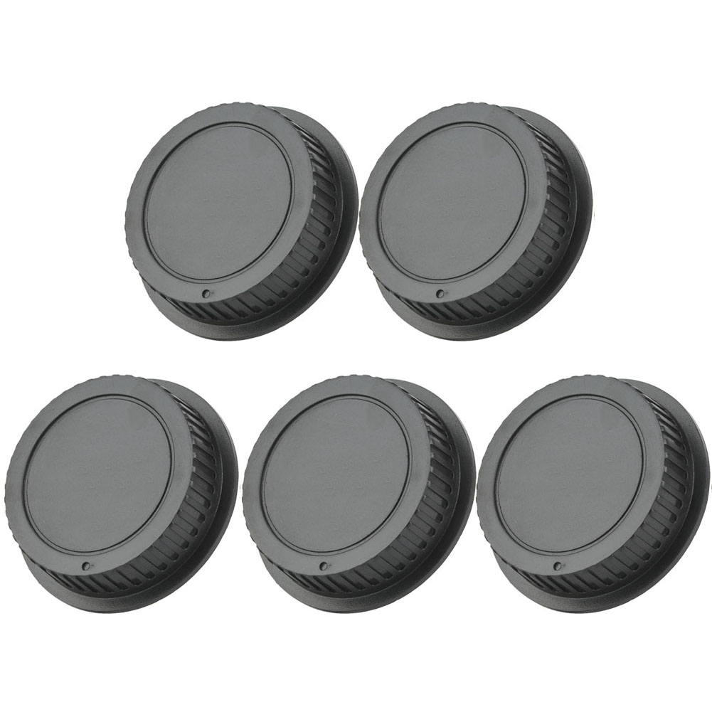 5PCS-Rear-Cap-Protective-Lens-Cover-Fits-for-Canon-EOS-M-for-Leica-Nikon-Sony-LS thumbnail 41