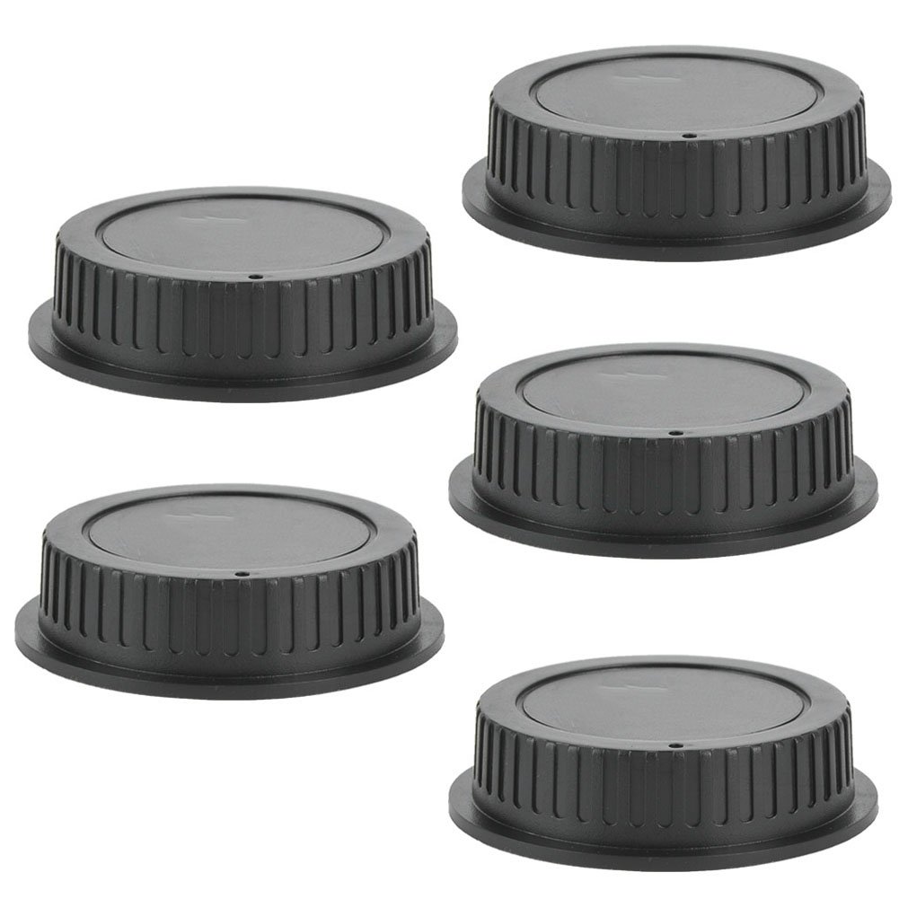 5PCS-Rear-Cap-Protective-Lens-Cover-Fits-for-Canon-EOS-M-for-Leica-Nikon-Sony-LS thumbnail 42