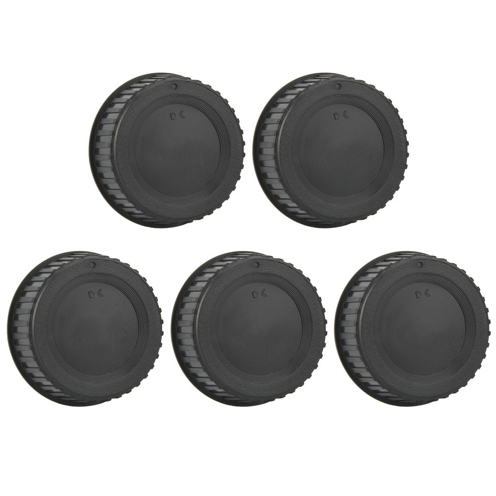 5PCS-Rear-Cap-Protective-Lens-Cover-Fits-for-Canon-EOS-M-for-Leica-Nikon-Sony-LS thumbnail 38