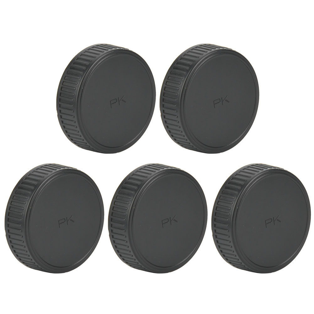 5PCS-Rear-Cap-Protective-Lens-Cover-Fits-for-Canon-EOS-M-for-Leica-Nikon-Sony-LS thumbnail 32