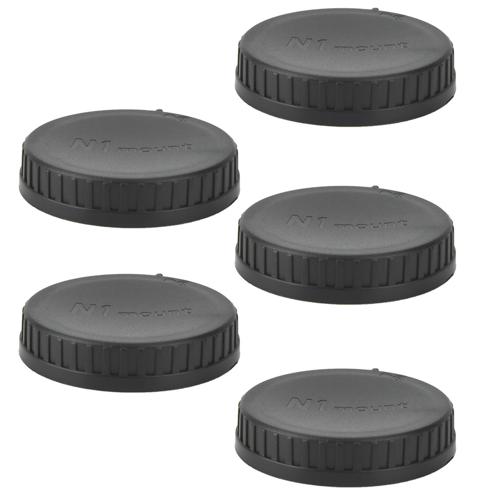 5PCS-Rear-Cap-Protective-Lens-Cover-Fits-for-Canon-EOS-M-for-Leica-Nikon-Sony-LS thumbnail 30