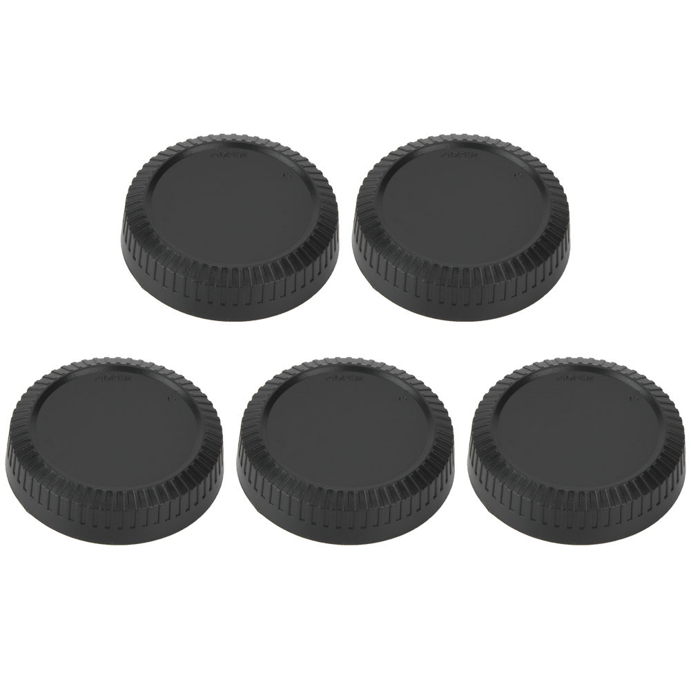 5PCS-Rear-Cap-Protective-Lens-Cover-Fits-for-Canon-EOS-M-for-Leica-Nikon-Sony-LS thumbnail 26
