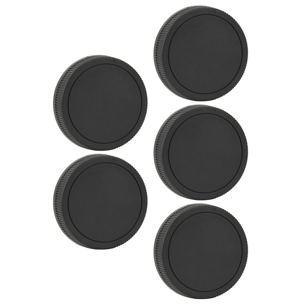 5PCS-Rear-Cap-Protective-Lens-Cover-Fits-for-Canon-EOS-M-for-Leica-Nikon-Sony-LS thumbnail 21