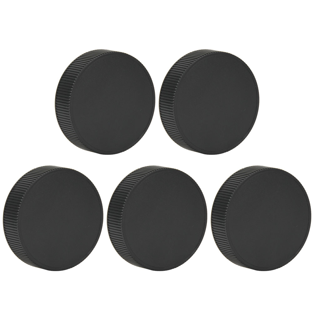 5PCS-Rear-Cap-Protective-Lens-Cover-Fits-for-Canon-EOS-M-for-Leica-Nikon-Sony-LS thumbnail 14