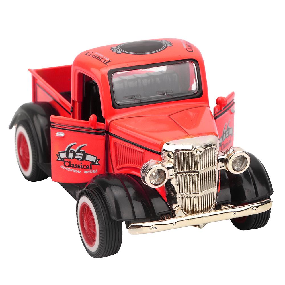 Pickup-Children-Alloy-Diecast-Truck-Model-Car-Toy-For-Baby-Kids-Birthday-Gift miniature 13