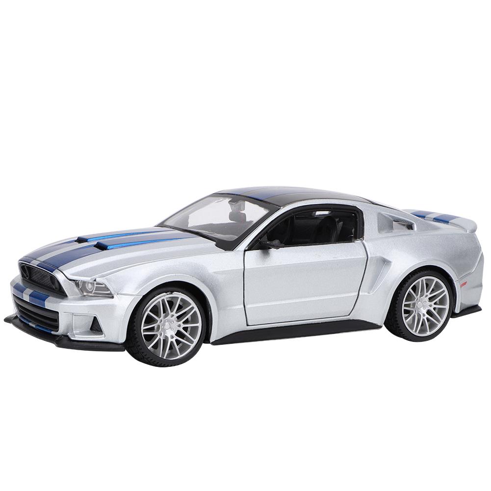 Boyou Modele Voiture Course Alliage Miniature 1 24 Ford Mustang Gt Collection Jouets Decoration Cadeau Noel Pour Homme Enfant Achat Vente Voiture Electrique Enfant Cdiscount