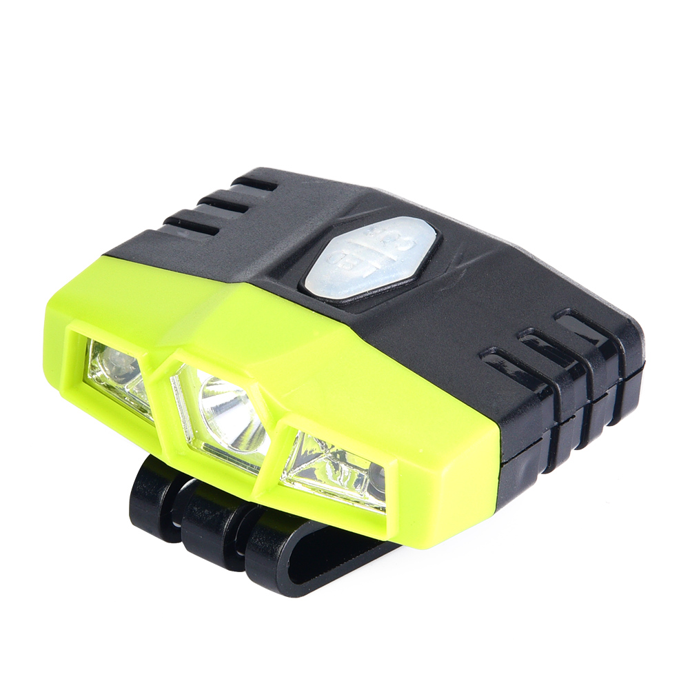 USB-Charging-Outdoor-Cap-Hat-LED-Light-Headlamp-Clip-Headlight-for-Night-Fishing thumbnail 21