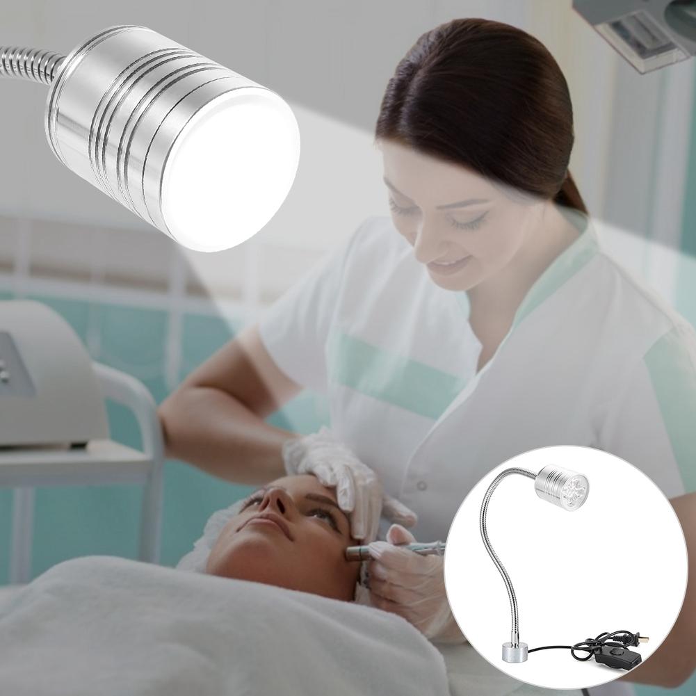LED-Working-Light-Adjustable-Neck-Machine-Tool-Lathes-Lamp-Magnetic-Mount miniature 18