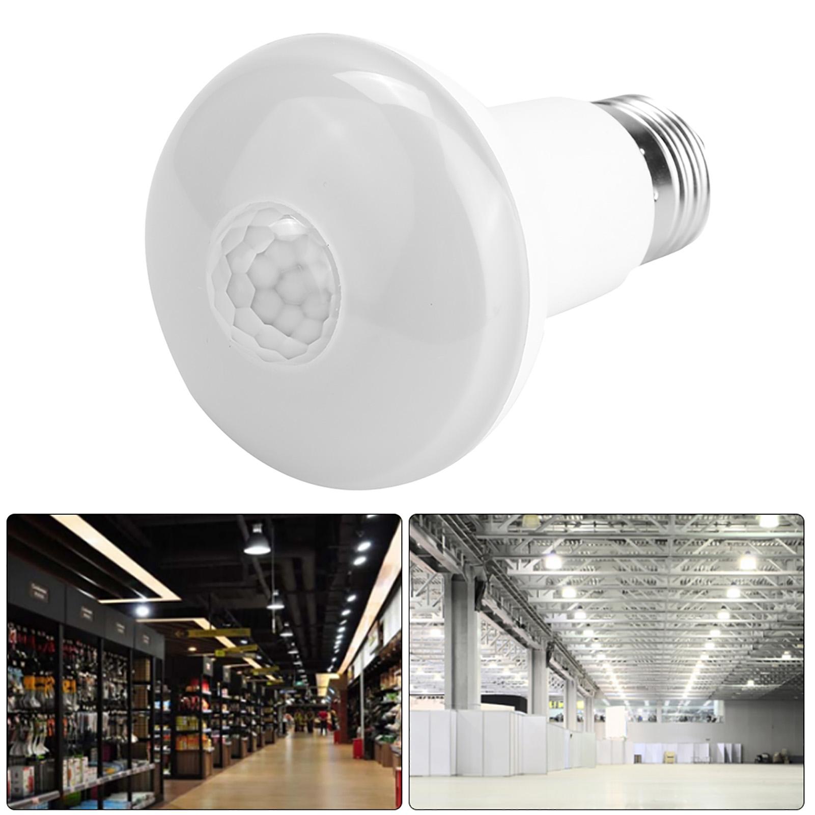 5W-7W-E27-LED-Motion-Sensor-Light-Bulb-Infrared-Human-Induction-Auto-Lamp thumbnail 15
