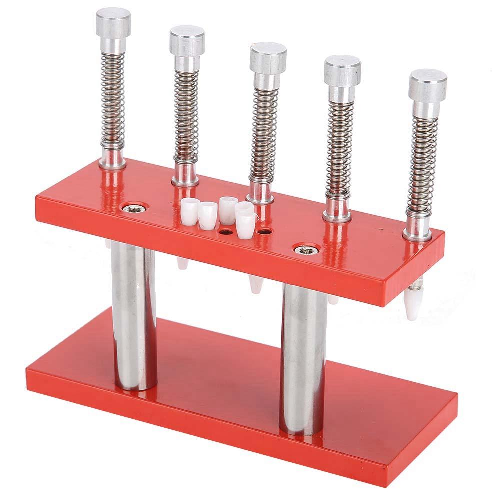 1-3-5-Koepfe-Uhrmacher-039-s-watch-hand-Presser-Pusher-Tools-Hand-Monteur-Presse-Sets Indexbild 20