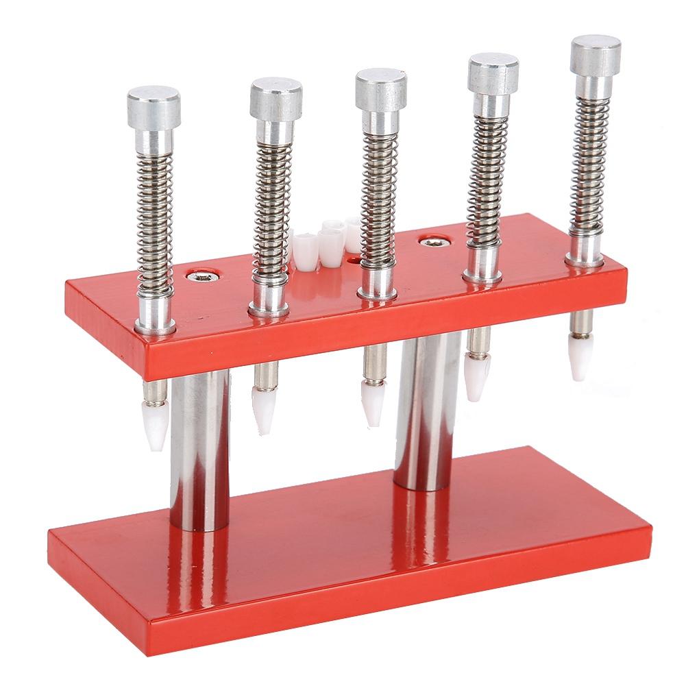 1-3-5-Koepfe-Uhrmacher-039-s-watch-hand-Presser-Pusher-Tools-Hand-Monteur-Presse-Sets Indexbild 21