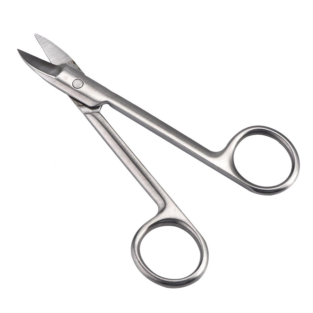 Useful Stainless Steel Jewelry Making Cutter Tool Shears Welding Scissors Sheets