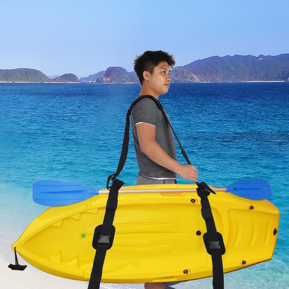 Outdoor-SUP-Carry-Strap-Carrier-Surfboard-Shoulder-Strap-Paddleboard-Carrier