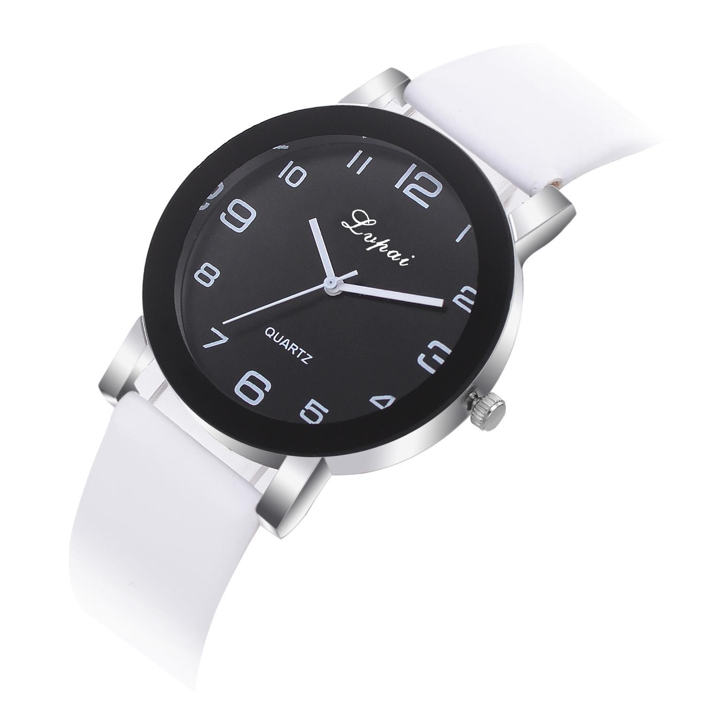 LVPAI-Womens-Ladies-Watches-Black-Alloy-Dial-Leather-Band-Quartz-Wrist-Watch