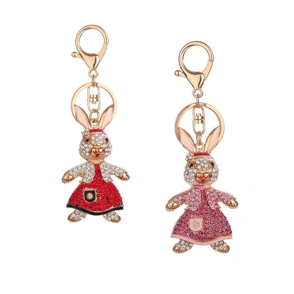 Handbag-Keychains-Crystal-Rhinestone-Charm-Keyring-Bag-Purse-Pendant-Key-Chain thumbnail 76