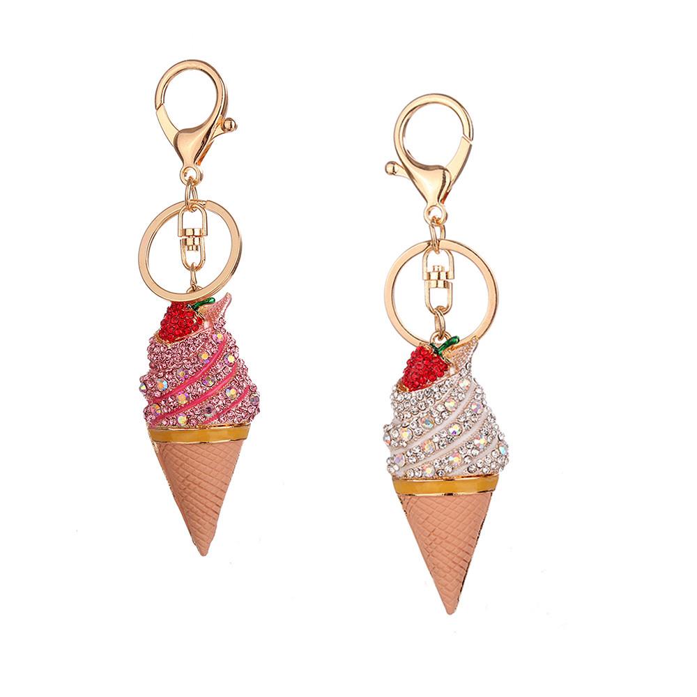 Handbag-Keychains-Crystal-Rhinestone-Charm-Keyring-Bag-Purse-Pendant-Key-Chain thumbnail 52