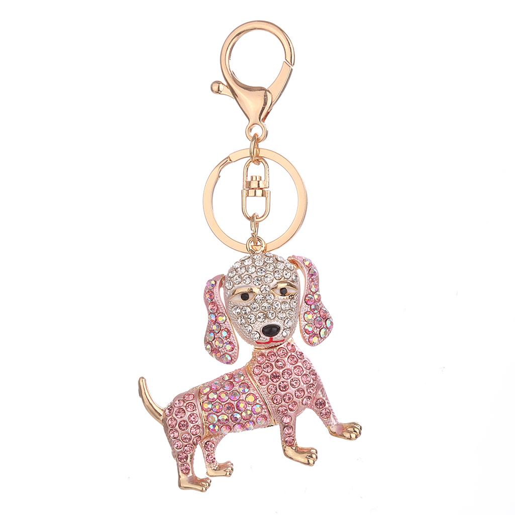 Handbag-Keychains-Crystal-Rhinestone-Charm-Keyring-Bag-Purse-Pendant-Key-Chain thumbnail 42
