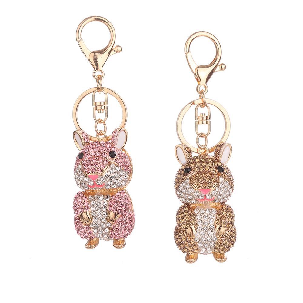 Handbag-Keychains-Crystal-Rhinestone-Charm-Keyring-Bag-Purse-Pendant-Key-Chain thumbnail 64