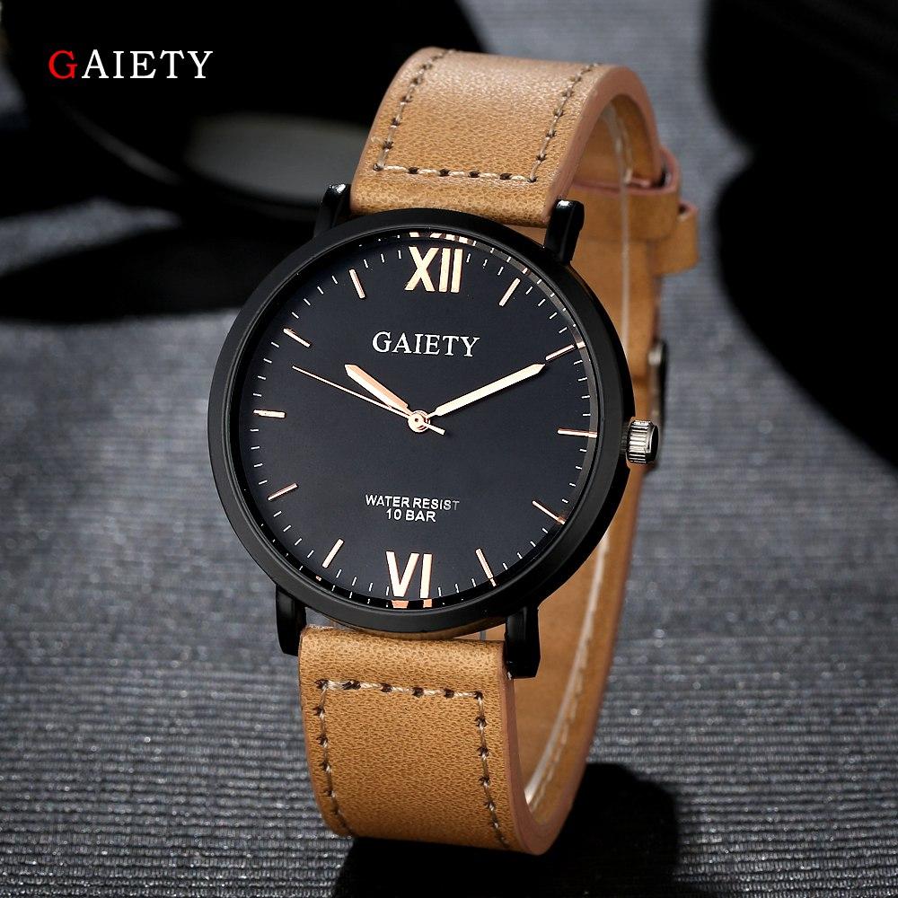 Military-Leather-Waterproof-Date-Quartz-Analog-Army-Men-039-s-Quartz-Wrist-Watches thumbnail 12