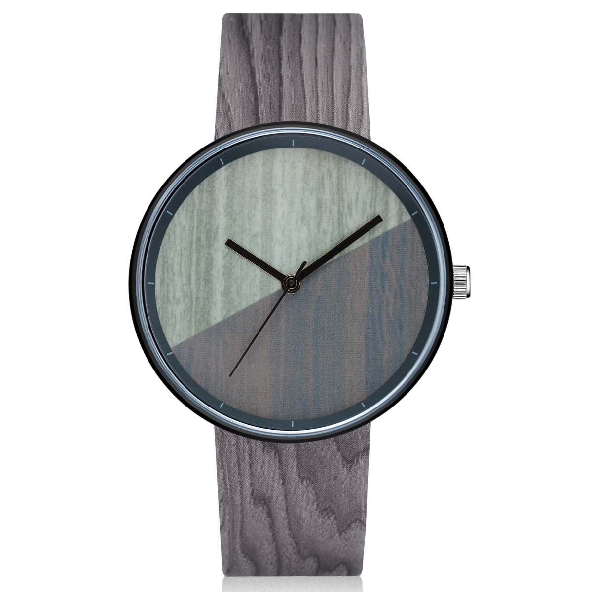 GAIETY-Mens-Womens-Casual-Watches-Leather-Stainless-Steel-Dial-Quartz-Wristwatch