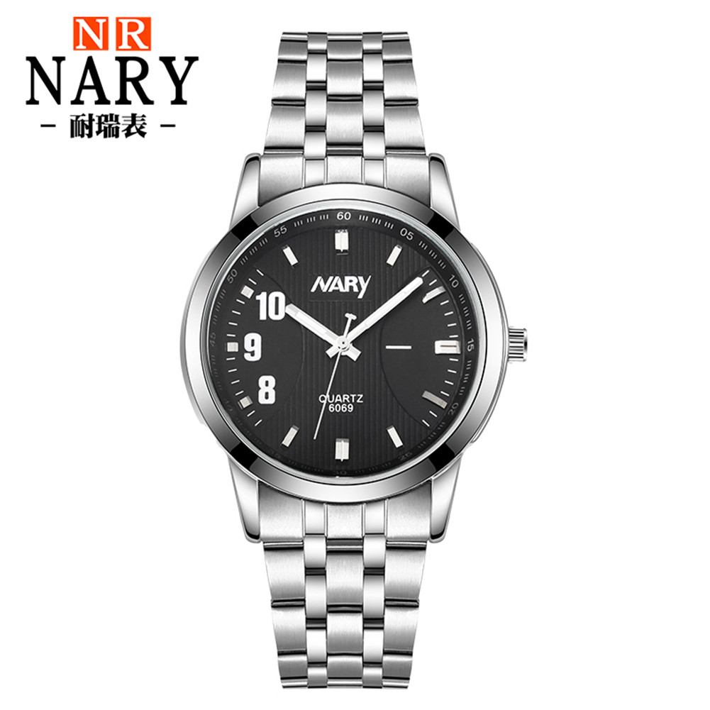 NARY-Fashion-Stainless-Steel-Men-Women-Couples-Watch-Analog-Quartz-Wristwatch
