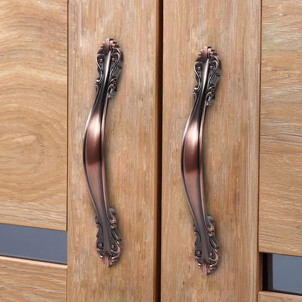 Kitchen Cabinet Hardware Australia: Vintage Cabinet Pulls Furniture Drawer Kitchen Cupboard