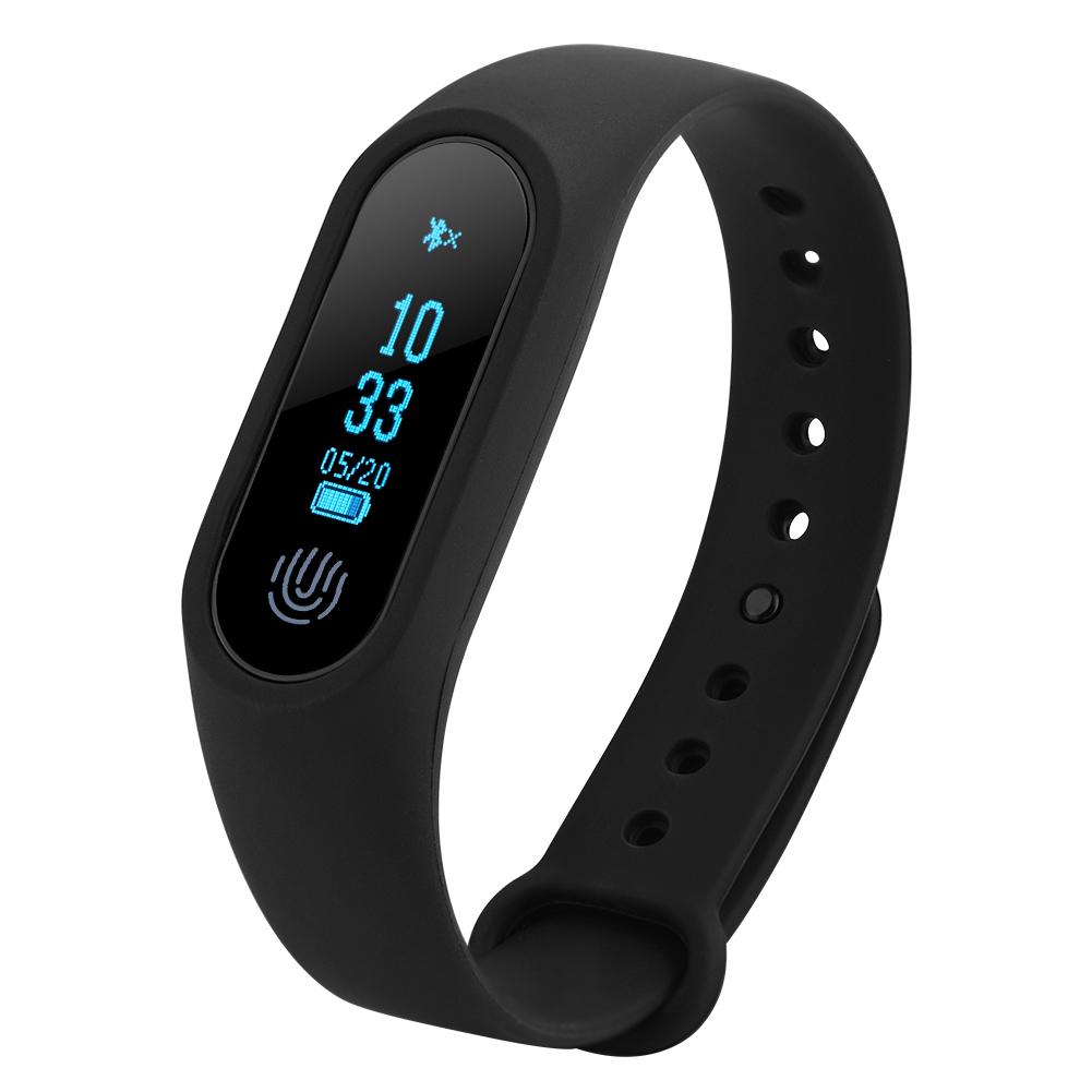 M2 Plus Bluetooth Smart Bracelet Waterproof Sport Watch ...