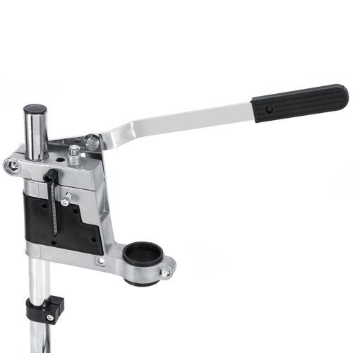 Electric Bench Drill Press Holder Grinder Bracket Table