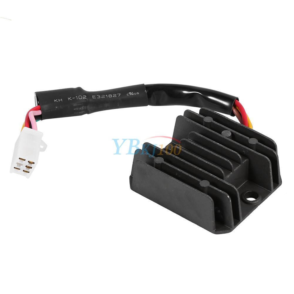 Hamerhead Atv Cdi Wiring Diagramcnod Diagram Schematics Gy6 Wire 5 Pin Regular Voltage Regulator Complete Diagrams U2022 On For Universal 12 V Cable Rectificador Regulador De Voltaje Para Rh Ebay