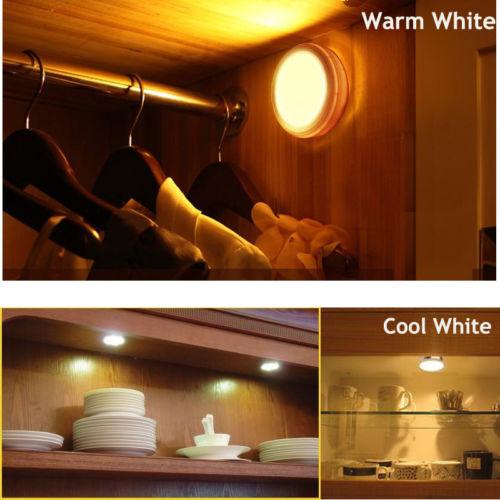 LED Energy Saving Shelf Accent Lighting Home Kitchen Under