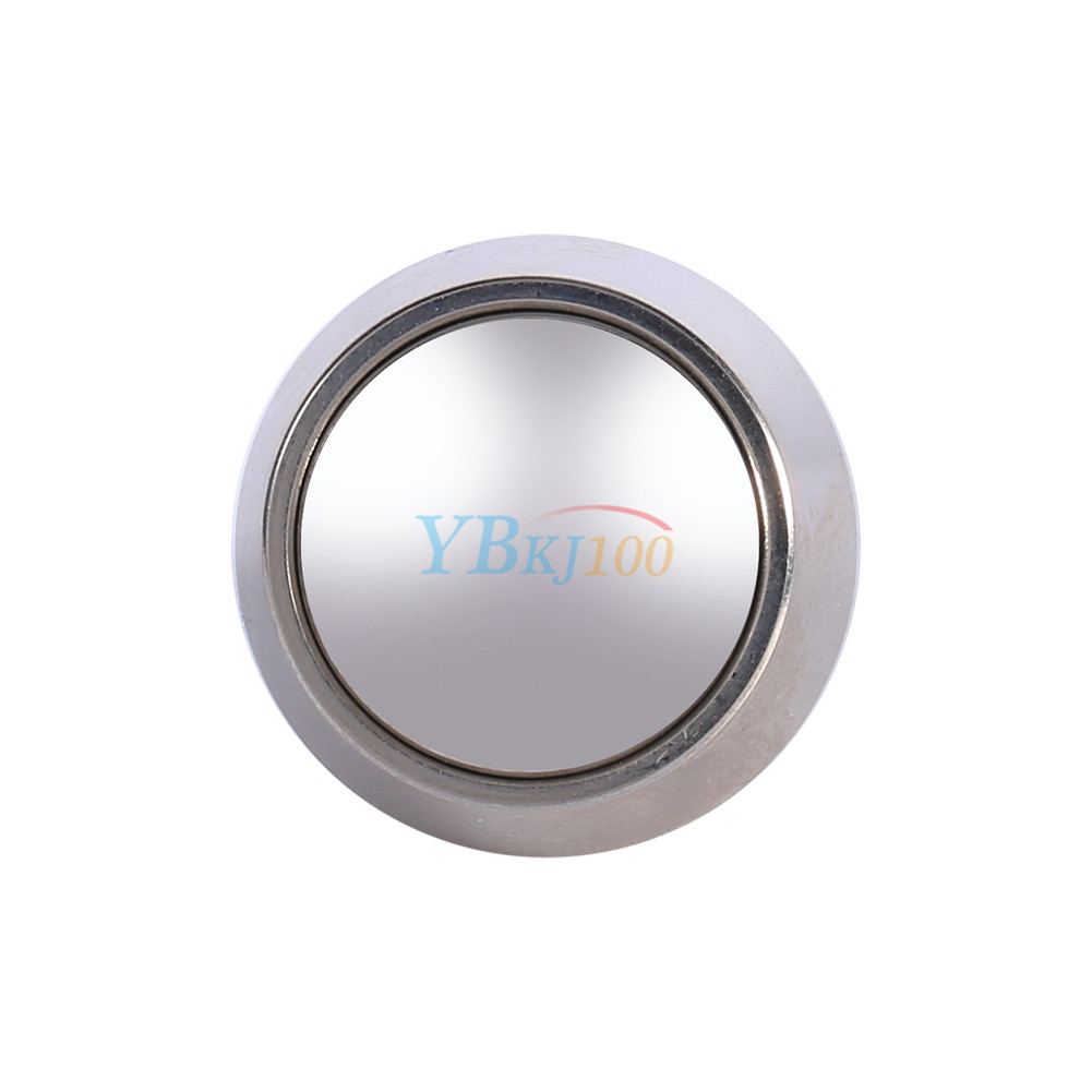 Silver 12mm Momentary Toggle Dome Top Waterproof Metal Push Button On And Off Switch