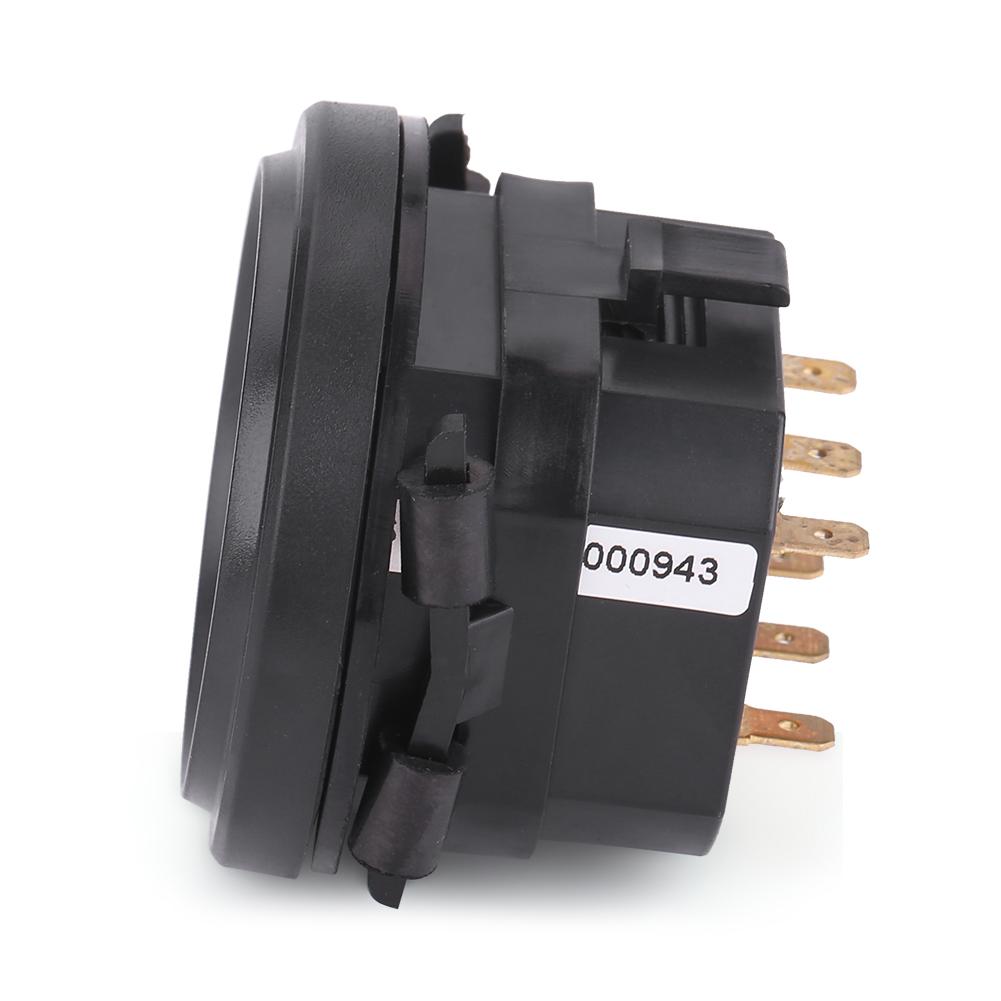 12v  24v  36v  48v  72v Volt Dc Led Battery Indicator Gauge Meter For Car Golf Cart