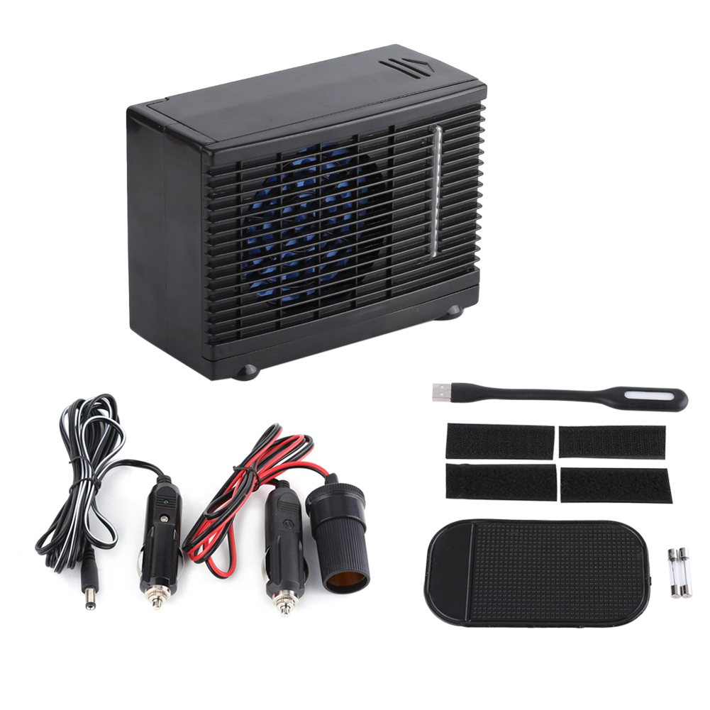 Universal 12V Portable Car Home Cooler Cooling Fan Water