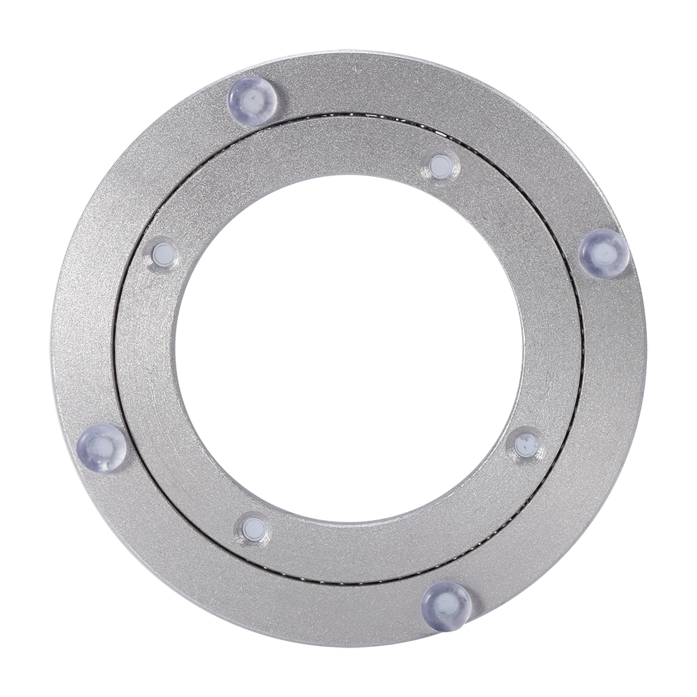 Rotating Tray Bearing Turntable Turn Table Round Smooth